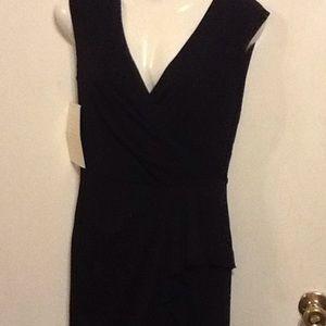 Boston Proper Women's Black Dress Size 4 NEW